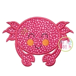 Sweet Crab Applique
