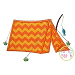 Tent Applique