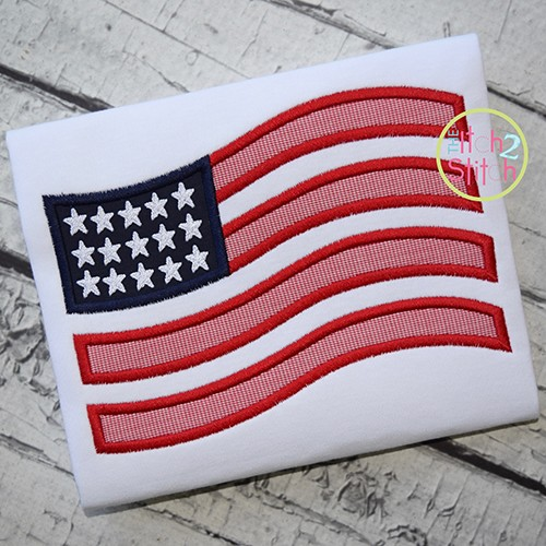 Flag Applique
