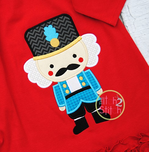 Nutcracker Applique